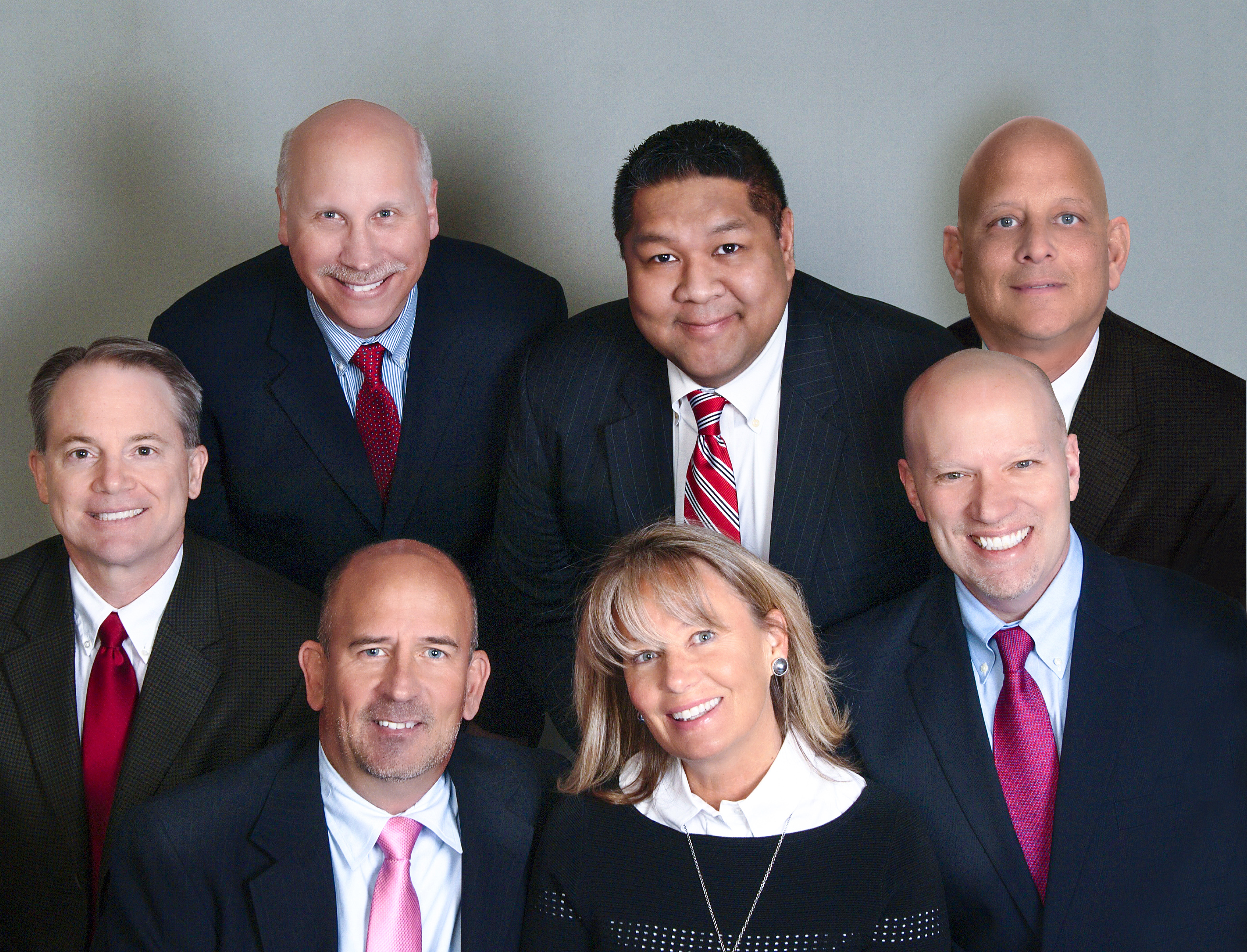 The Sunrise Executive Team.