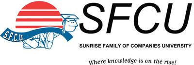Sunrise Family of Companies University logo
